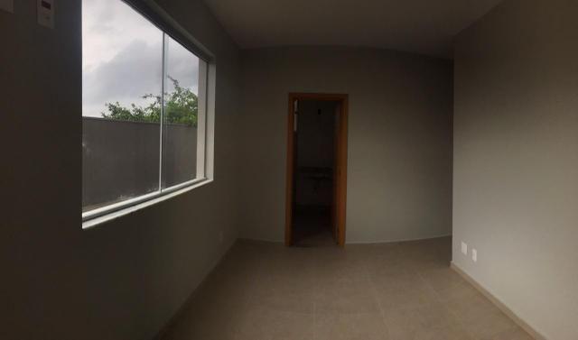 Aluga-se apartamento primeira moradia, quintal, prox futuro hospital universitário - Foto 8