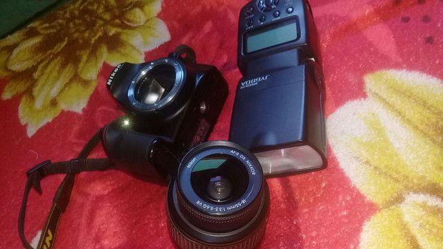 Nikon D3200  - Foto 3