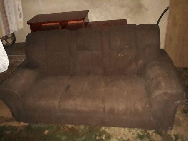 Vende-se um sofa e um rake  - Foto 4
