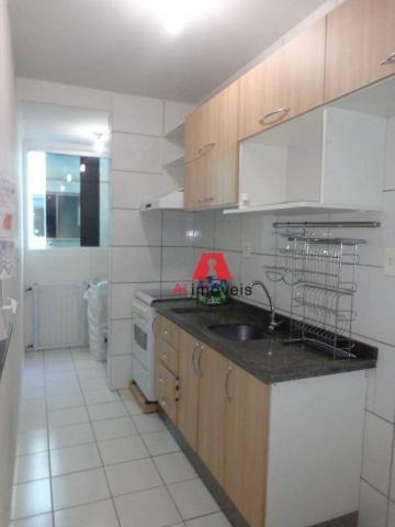 Apart** 2 quartos, mobiliado, para alugar, 49 m2 por R$ 1.700,00/mês com CONDOMINIO E I - Foto 2