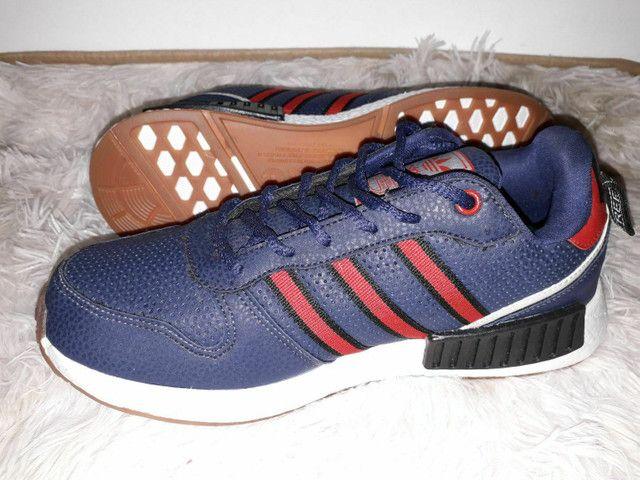 Tênis adidas novo n° 39 - Foto 4