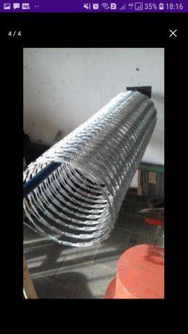 Máquina de produzir concertina - Foto 3