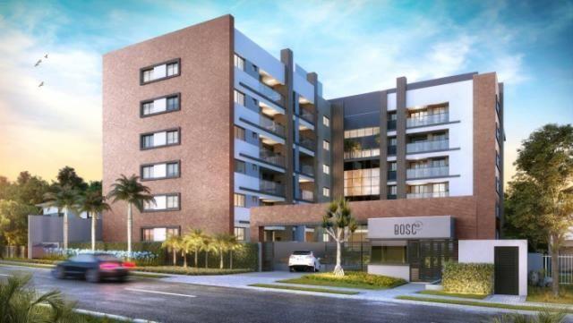 Apartamento à venda com 2 dormitórios em Centro, Curitiba cod:3193
