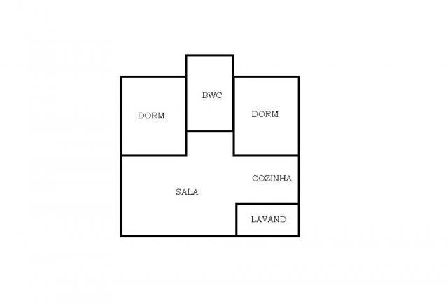 Apartamento para alugar com 2 dormitórios em Sao francisco, Curitiba cod:01279.003 - Foto 15