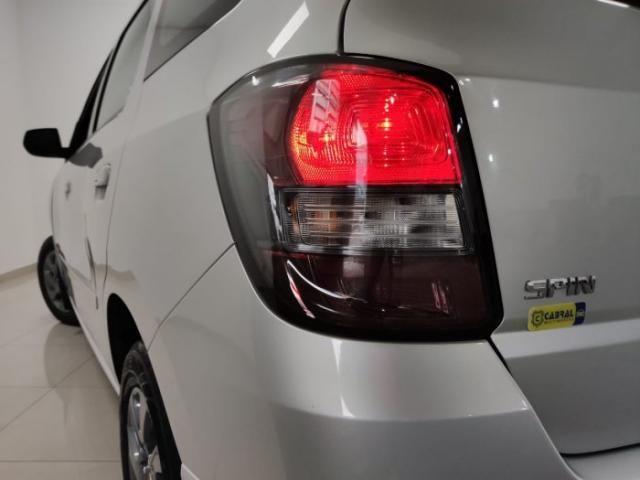 Chevrolet spin 2018 1.8 advantage 8v flex 4p automÁtico - Foto 14