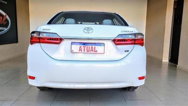 Toyota Corolla  1.8 GLi Upper Multi-Drive (Flex) FLEX AUTOM - Foto 2
