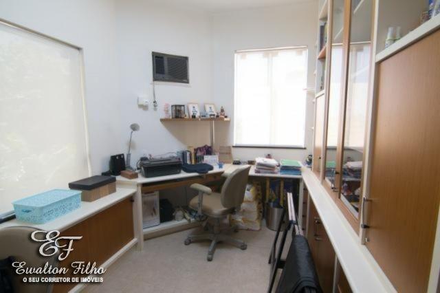 Casa Triplex 4 Quartos Sendo 1 Suíte Com Closet Gabinete Estúdio Musical e 5 Vagas - Foto 14