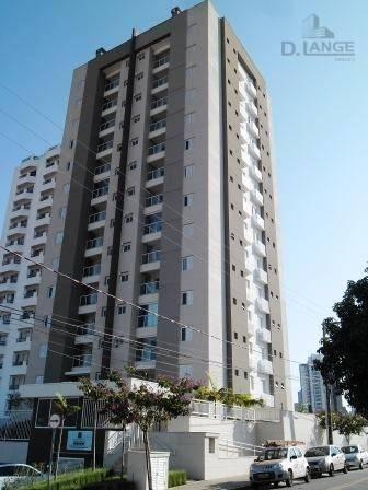 Apartamento Novo Completo (para investidor / alugado ) - Residencial à venda, Taquaral, Ca
