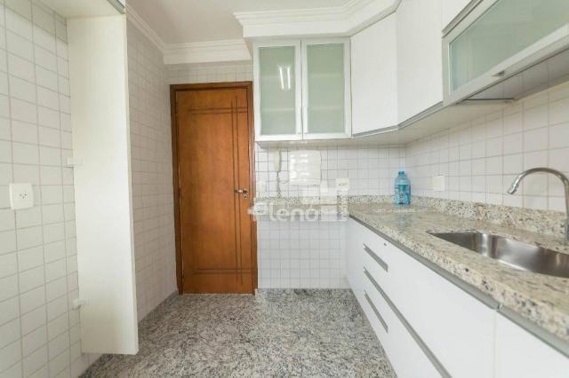 Apartamento com 3 dormitórios à venda, 132 m² por R$ 545.000,00 - Jardim Nova Europa - Cam