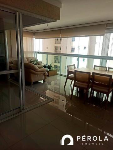 Apartamento à venda com 3 dormitórios em Setor marista, Goiânia cod:V5268 - Foto 12