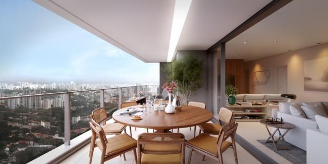 Apartamento à venda com 4 dormitórios em Brooklin, São paulo cod:AP6168-INC - Foto 5