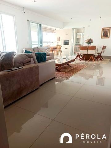 Apartamento à venda com 3 dormitórios em Setor marista, Goiânia cod:V5268 - Foto 5