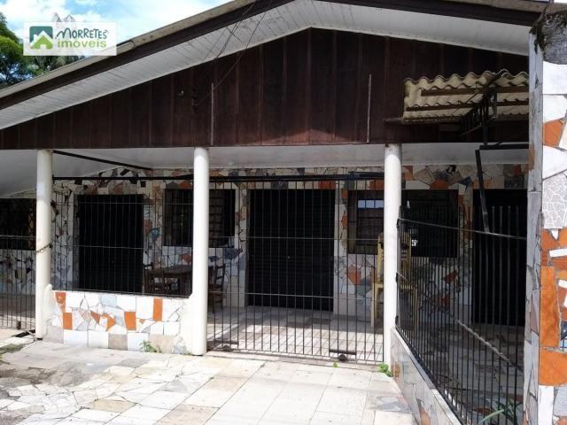 Casa-Alvenaria-para-Venda-em-Porto-de-Cima-Morretes-PR - Foto 2