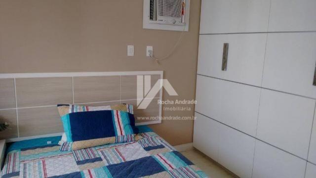 Apartamento com 4 dormitórios à venda, 140 m² por R$ 600.000 - Caminho das Árvores - Salva - Foto 8