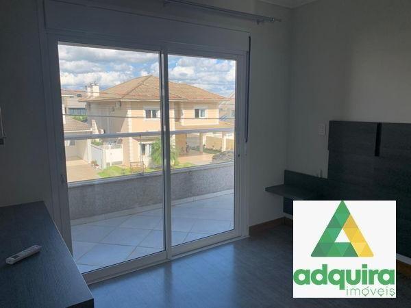 Casa em condomínio com 4 quartos no Condomínio Veneto - Bairro Oficinas em Ponta Grossa - Foto 6