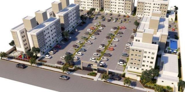 Parque Austin - Apartamento de 2 quartos em Arapongas, PR - ID3613 - Foto 4