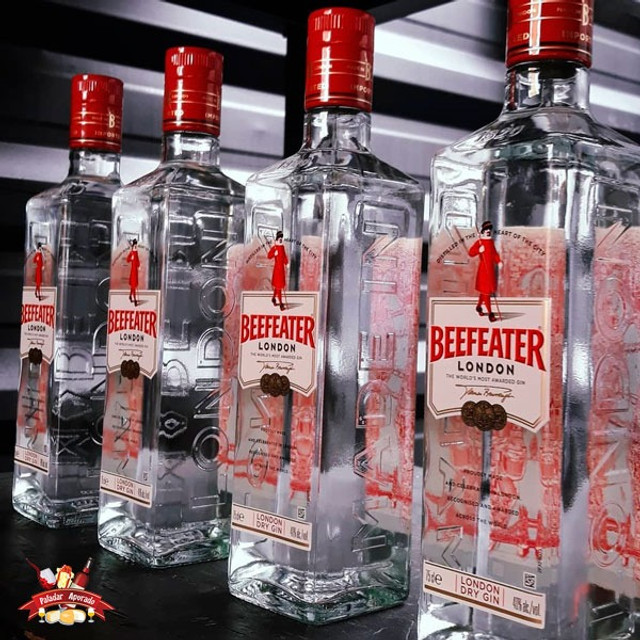 Gin Beefeater 750Ml - Foto 2