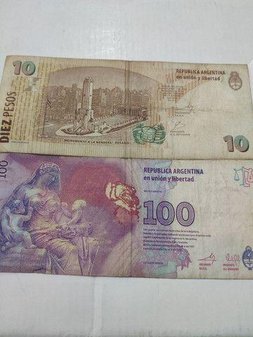 110 pesos argentino - Foto 2