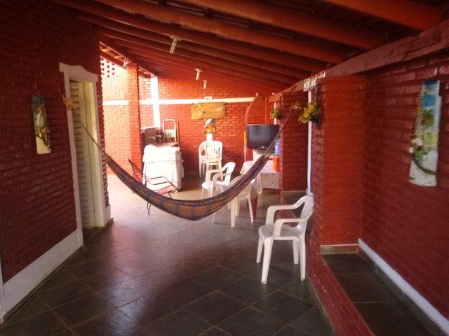 Chalé 2 dormitórios, churrasqueira, mobiliado - Foto 8