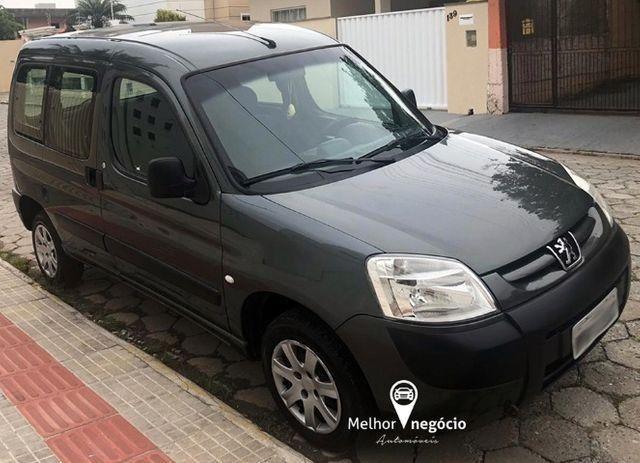 Peugeot Partner Van 1.6 5P Flex Cinza - Foto 3