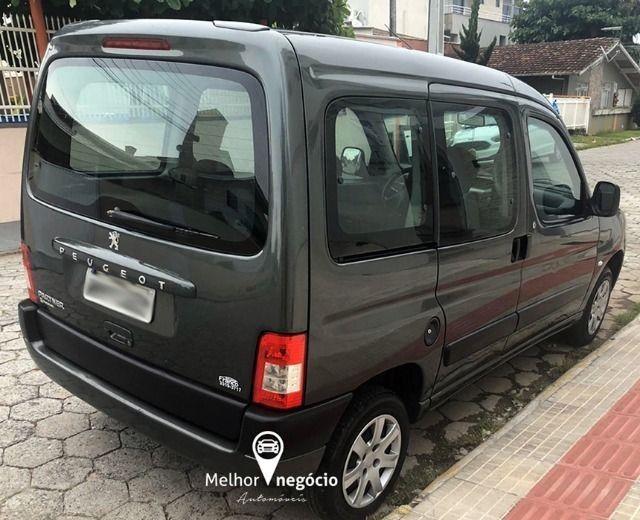 Peugeot Partner Van 1.6 5P Flex Cinza - Foto 7