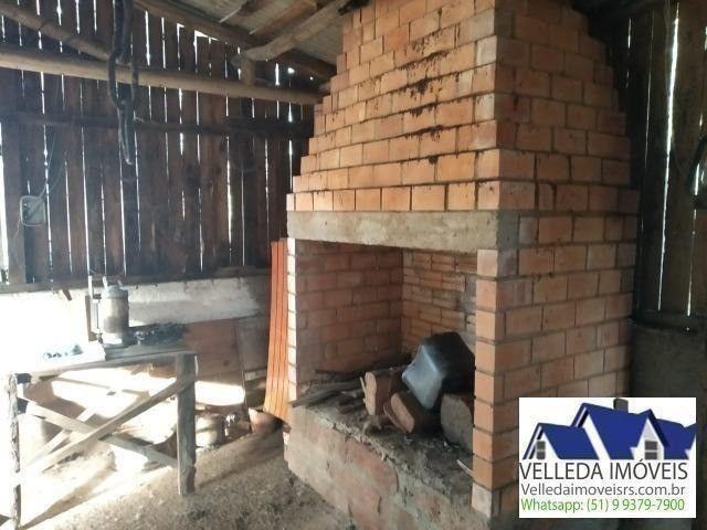 Velleda of. sítio 3,9 hectares, vista magnífica, casa, piscina - Foto 7
