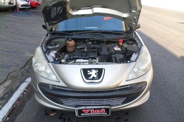 Peugeot 207 1.4 Xr Flex 5p 2011/2011 - Foto 9