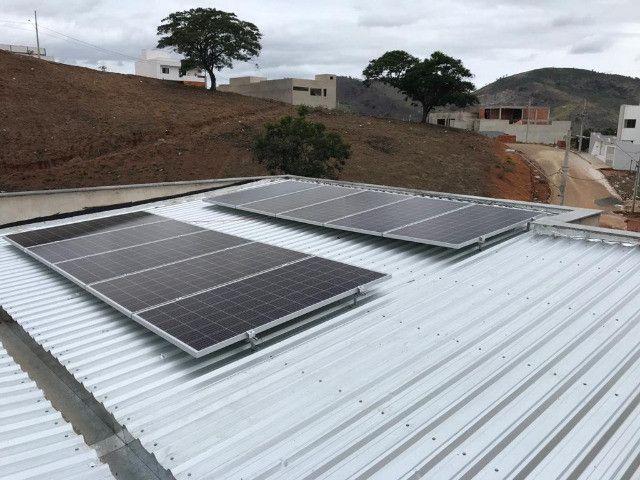 Kit Energia Solar Direto de Fabrica Melhores Produtos e Melhor Preco - Foto 2