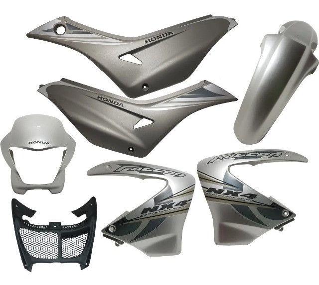 Carenagem Para Titan, Falcon, Cg, Fan,Tenere,Xt 660,Xt 600,Tornado,Fazer,Lander, Dt, Dtn - Foto 7