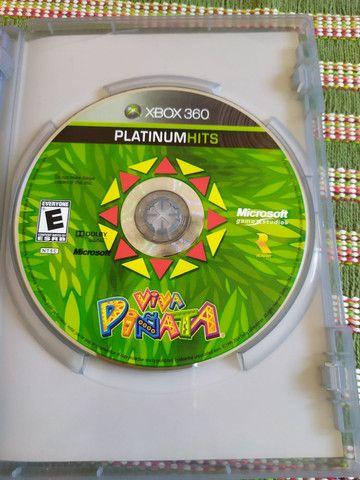 Jogo Original para Vídeo Game Xbox 360 2 em 1 Banjo Kazooie e Viva Pinata  - Foto 4