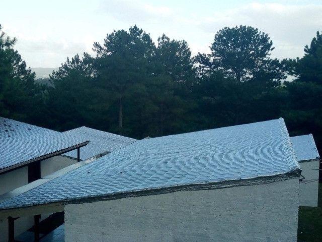 Impermeabilizações, telhados e terraços, aplicação manta asfaltica - Foto 2