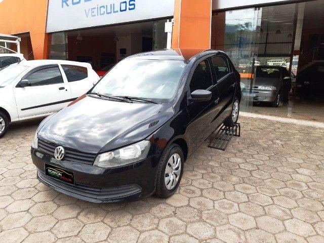 Volkswagen Novo Gol 1.0 Mi Total Flex 8V 2013