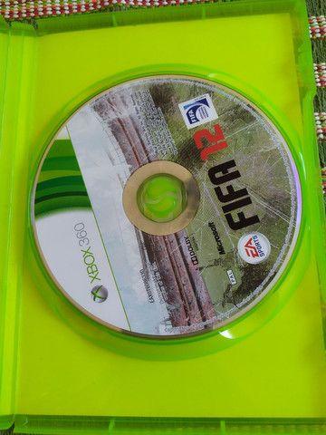 Jogo Original para Vídeo Game Xbox 360 Fifa 12 - Foto 2