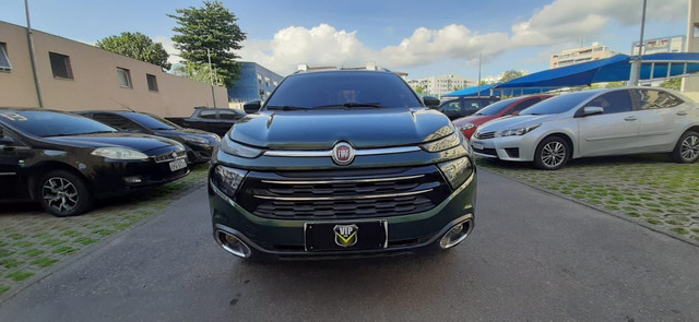 Fiat Toro 2017 - Entrada 10 mil+ R$ 1.349 Fixas