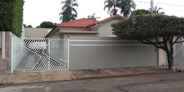 Casa para locação em Cassilândia - Centro - 3 quartos - casa para alugar em Cassilândia