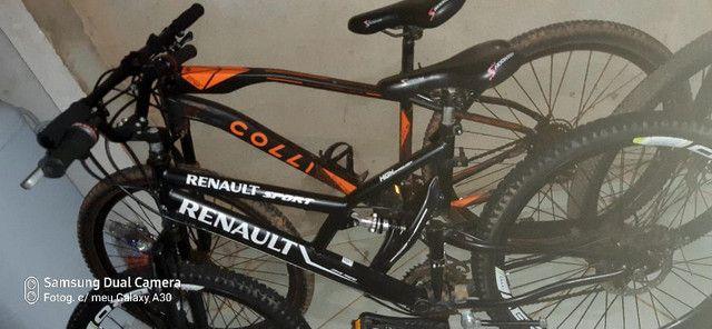 E bicicletas