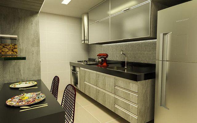 Lançamento! Apt. com 2 quartos no Cabo Branco com área de lazer - Foto 14