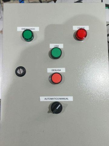 Chave Estrela-Triangulo, para compressores, bombas e bombas de incêndio - Foto 2