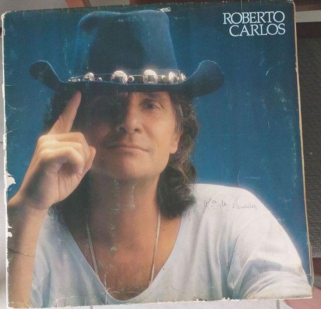 LP Vinil Roberto Carlos 1991