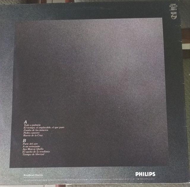 LP Vinil Mercedes Sosa 1987 - Foto 2