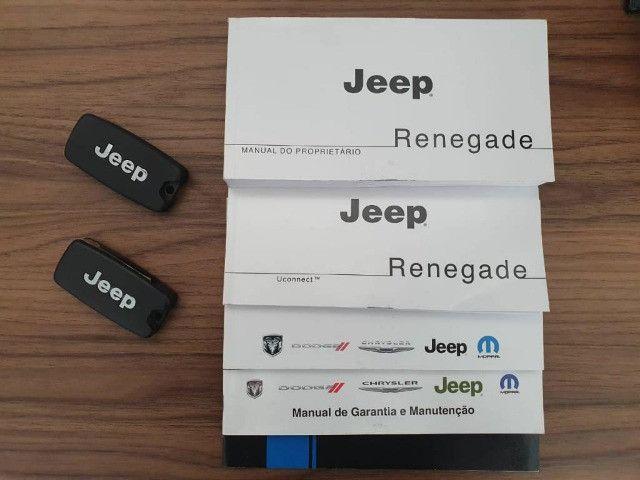Jeep Renegade Longitude 2.0 4x4 Diesel (Automático) - Foto 13