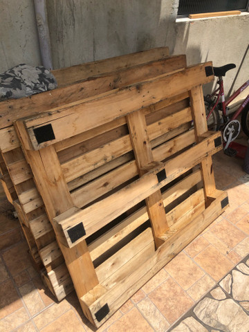 Pallet madeira rígida  - Foto 3