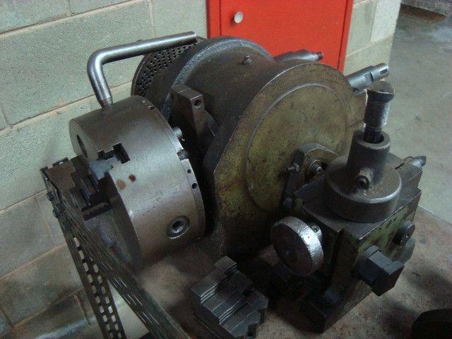 Divisor para Fresadora 20cm - Foto 4