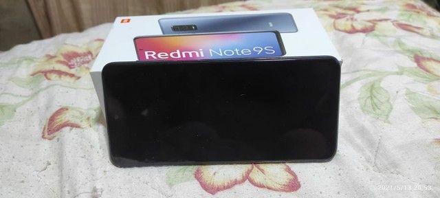 Celular da Xiaomi Redmi note 9s - Foto 4