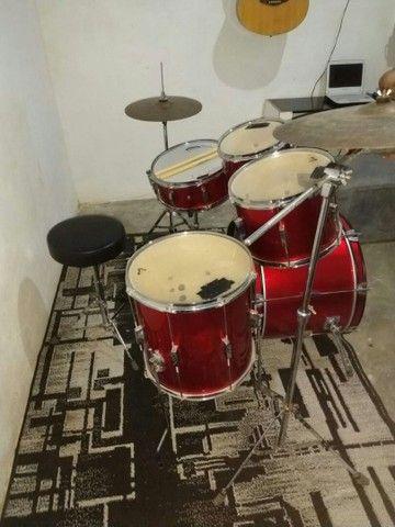 Vendo Bateria ny f1rsts drums - Foto 4