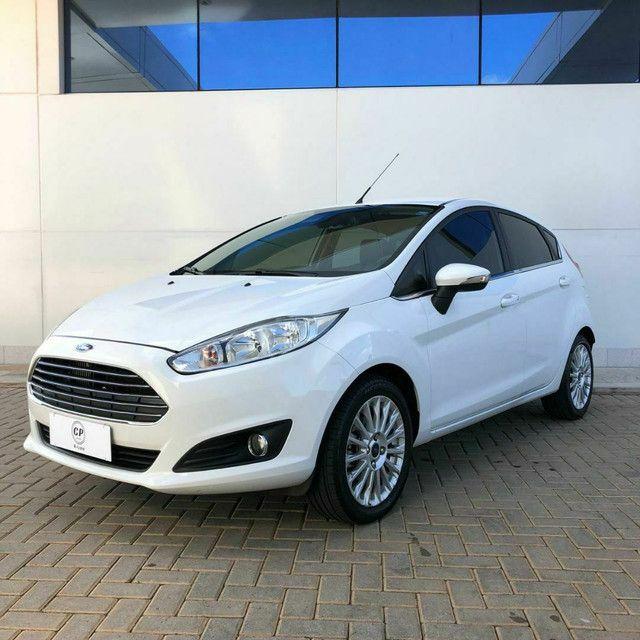 Fiesta titanium carro super novo