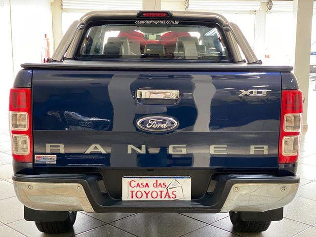 2014 FORD RANGER XLT 3.2 20V 4X4 CD DIESEL AUT. - Foto 5