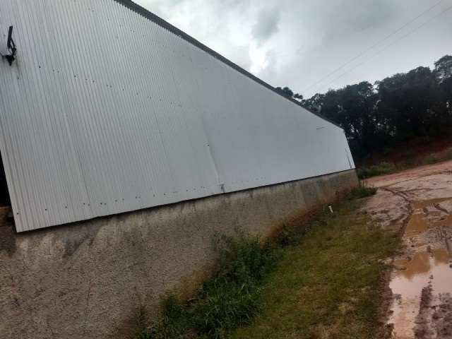 Vendo barracão de estrutura metálica - Foto 2