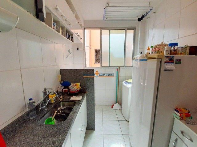 Apartamento à venda com 2 dormitórios em Santa mônica, Belo horizonte cod:17970 - Foto 13