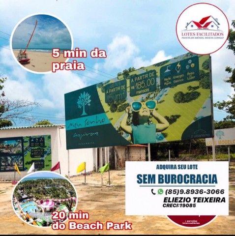 Loteamento Meu Sonho Aquiraz , melhor infraestrutura da região! - Foto 20